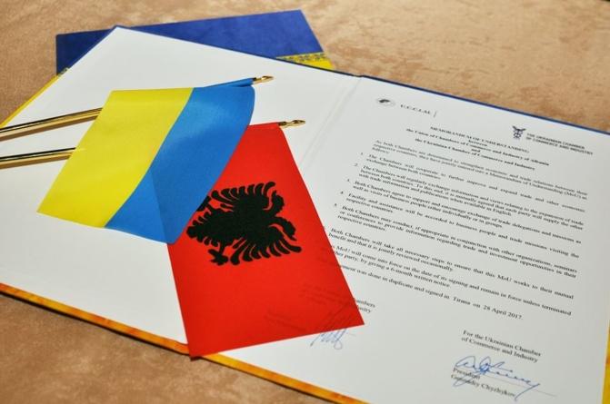 Albania-Ukraine Economic Forum, the Best Start of Bilateral Cooperation