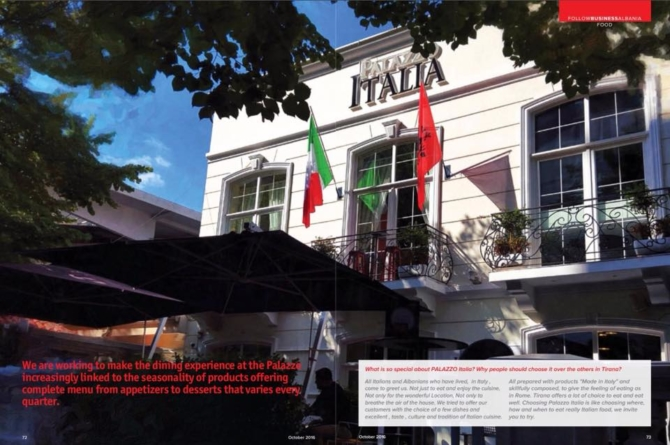 Interview: Palazzo Italia – What's special about it?