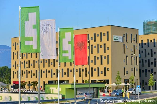 Tirana Business Park celebrates 2nd anniversary