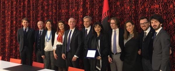 Italian young businessmen, the new investors in Albania