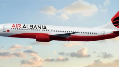 Soon the airline AIR ALBANIA in the market