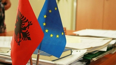 Don't turn your back on us, Albania PM tells EU