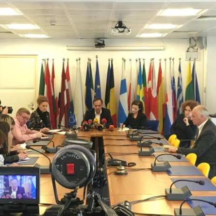 Fleckenstein: Let's start negotiations with Albania