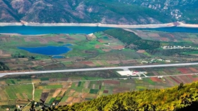 Kukes Airport with Low Cost Profile, Ready in Autumn