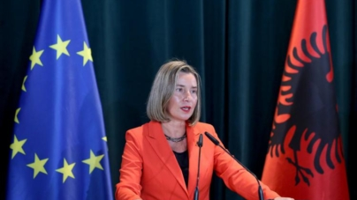 Mogherini: Albania is ready to open negotiations, maintaining and deepening reforms ahead.