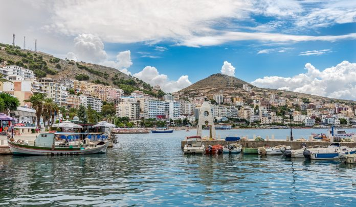Rent Limoj Harbor in Saranda