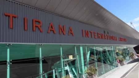 10.4% more passengers traveled through Tirana International Airport