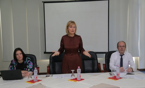 Regional Tax Directorate Durrës, joint information table with businesses on tourism plan
