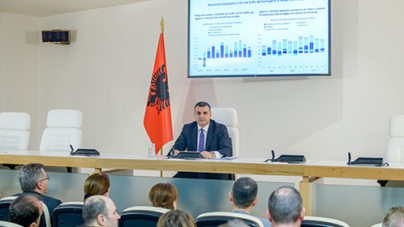 Speech by the Governor of the Bank of Albania, Gent Sejko at the press conference on monetary policy decision-making