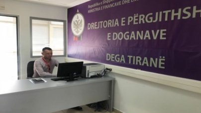 Info-Point at the Tirana Customs Branch Increases the Level of Service to Business and Individuals