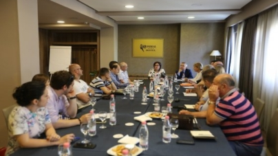 General Directorate of Taxation joint table with tourism associations for the season's progress