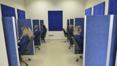 Call Center, intensive communication with the entities operating in the tourism sector