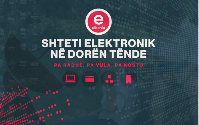 "4 documents with digital signature  are added to the ""e-Albania"" portal"
