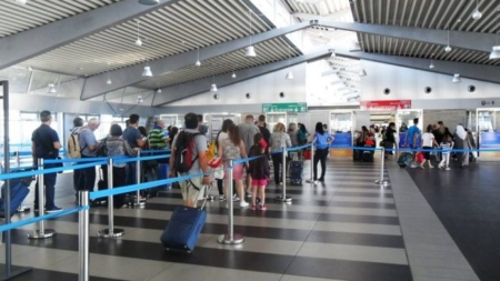 Durrës port, passenger flow in the first 5 days of July