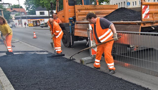 In September begins the second phase for road maintenance