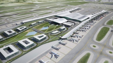 1000 employees in the first phase of construction of Vlora Airport