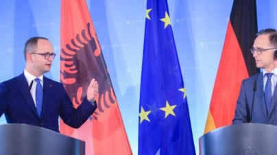 Bushati-Maas: Albania is an important partner. Continue with the reforms, you have our full support