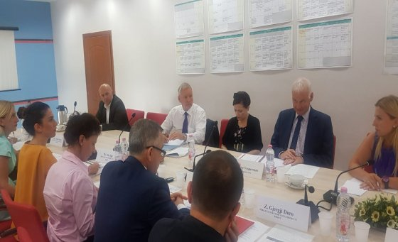 Meeting with the IMF assesses the performance of the tax administration