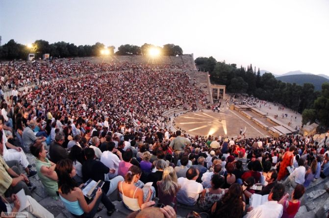 The Athens and Epidaurus Festival, a Good Chance for Albanian Artists to Perform