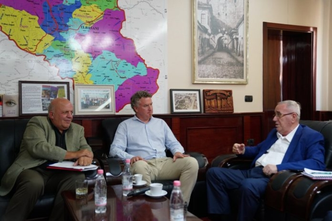 USAID, suggestions to Elbasan municipality for sustainable economic development