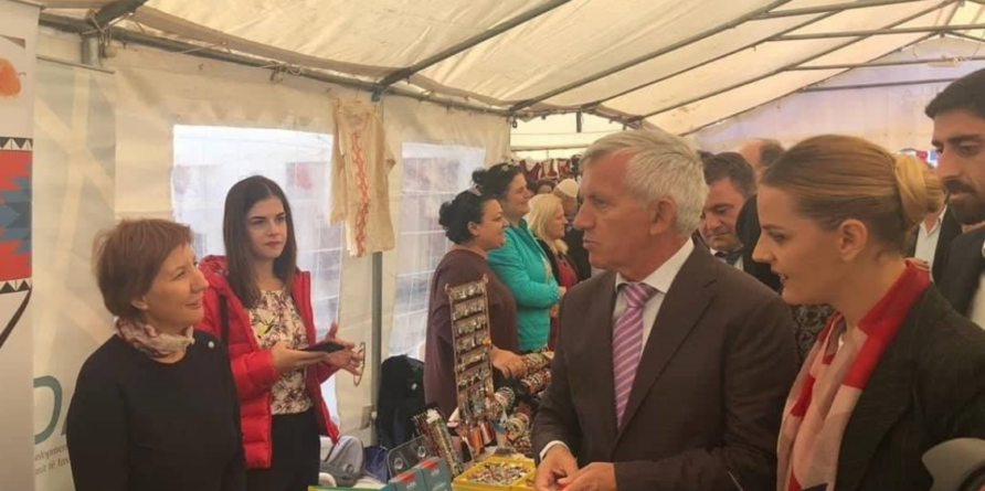 "It started today ""Fair of Gjilan 2018"", an opportunity for cooperation between businesses"