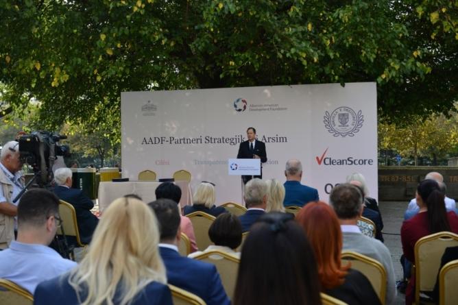 AADF – Strategic Partner in Education