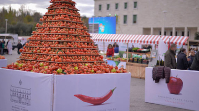 "Fair of Domestic Agricultural Products, ""Albania Works the Land"""