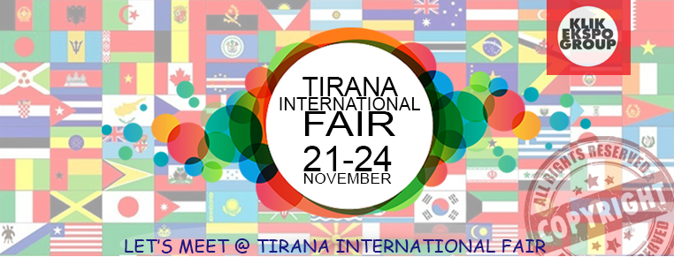 Tirana International Fair 25 edition