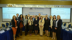 """Bank of Albania in cooperation with World Bank FinSAC will organize a Regional Conference on """"Planning of Recovery and Emergency Intervention"""""""