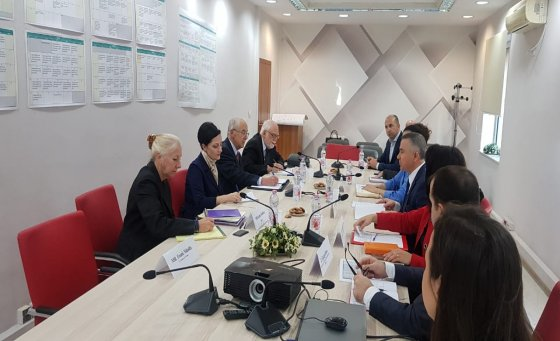 The General Directorate of Taxation and the US Department of Treasury cooperation for drafting a project – assistance for the hydrocarbon sector