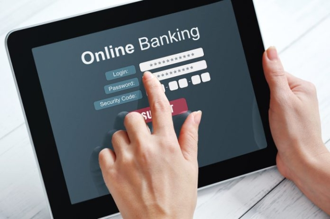 E-banking / Latest technology in banking