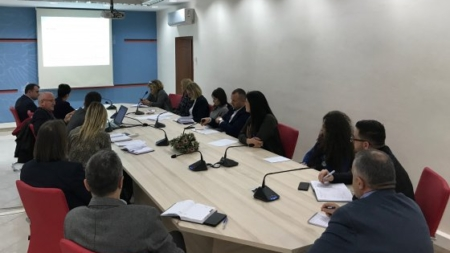 Directors of the General Directorate of Taxation Training on Fiscal Package