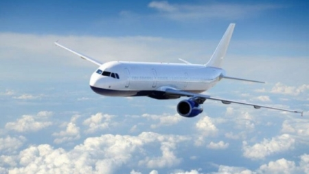 Freight transport by airport means increased by 8.8%