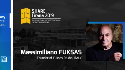 """""""From small stories to big histories"""" – Arch. Massimiliano Fuksas"""