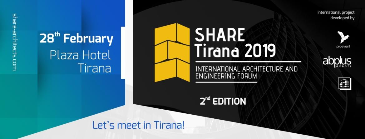 SHARE Tirana 2019