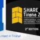 3 days untill SHARE Tirana 2019