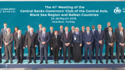 Governor Sejko attends 41st meeting of Governor's Club of Central Asia, Black Sea Region and Balkans