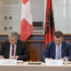 On the signing of the Memorandum of Understanding between the Bank of Albania and the Secretariat of the Swiss State for Economic Affairs