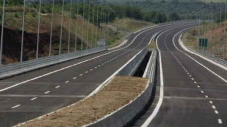 Tirana-Elbasan, opens the road to the Krraba tunnel