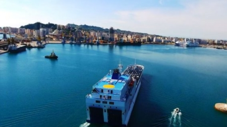 Growth of Albanian exports to ports in the US