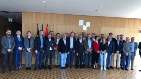 Partnership opportunities among businesses in the Belgian Economic Mission in Albania