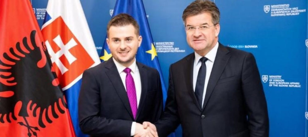 Slovakia strongly supports the opening of Albania's negotiations with the European Union