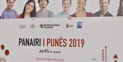 Tirana Job Fair, Denaj: Over 6 thousand vacancies for jobseekers