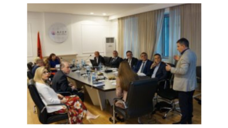 JOINT MEETING OF THE MANAGING BOARD OF AKEP (ALBANIA) AND ARKEP (KOSOVO)