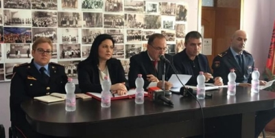 Tepelena – Meeting with the structures of the Local Antichaabian Task Force