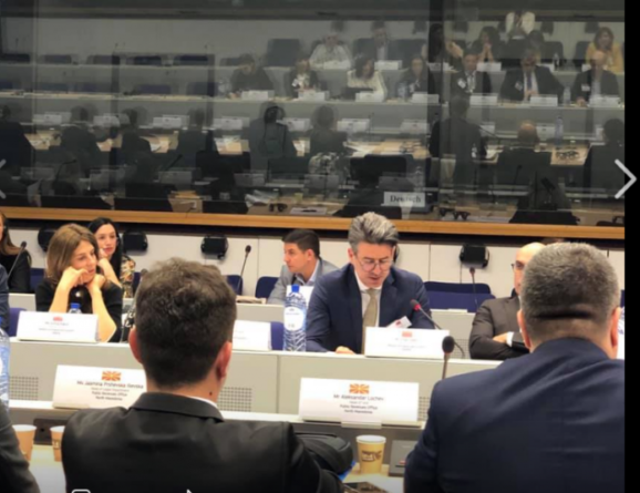 Integration into the EU, the 16th Taxation Meeting in Brussels is held