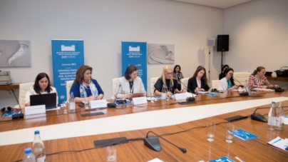 Deputy Minister Sorensen attends the United Nations Forum on Public Services