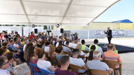 """The company """"Yura Corporation"""" enters the Albanian market, 13 million euros in investments and 1100 employees"""