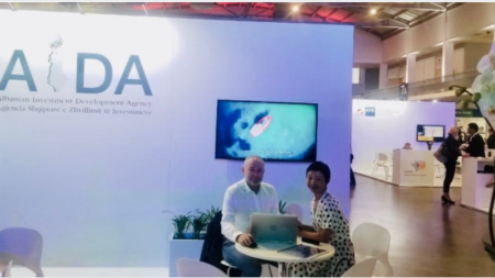 AIDA is part of the Business Forum at the Western Balkans Summit in Poland