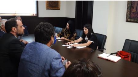 AIDA meeting with the Roma-Latina Industrial Development Consortium